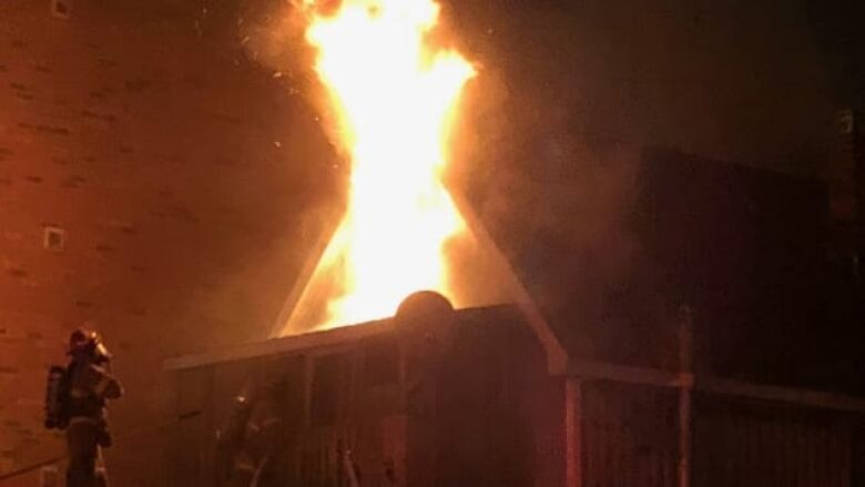 Police investigating suspicious fire in Hull