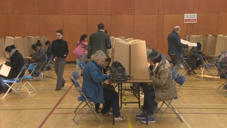 Vancouver Voter turnout