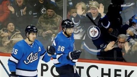 Game Wrap: Winnipeg Jets down