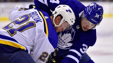 Leafs' offence stalls again in
