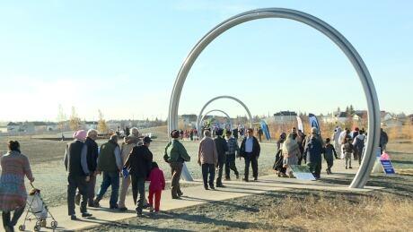 Manmeet Singh Bhullar Park officially opens in Calgary   CBC
