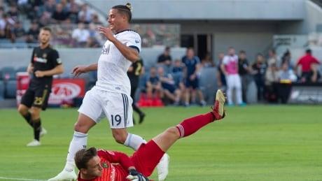 SOCCER-USA/Vancouver Whitecaps LAFC