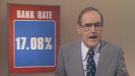 When 15 per cent was a good rate for a mortgage
