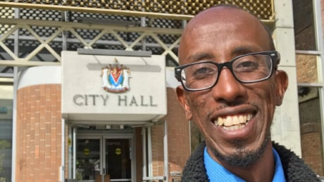 Somali refugee elected Victoria city councillor in first election he votes in