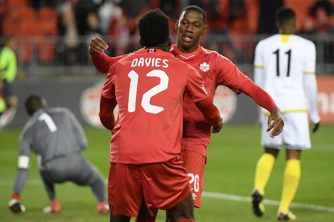 2dab36180c0 Canadian men s soccer needs more than just Alphonso Davies to be relevant