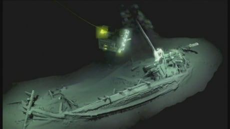 oldest intact shipwreck found 2 km down in black sea scientists say