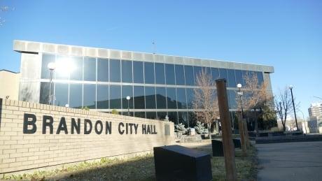 Brandon city hall