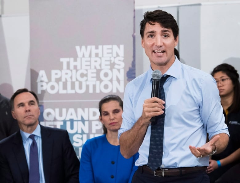 Trudeau gambles Canadians will take the long view on climate: Don Pittis