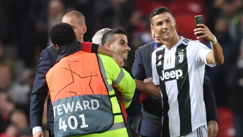 buy online d577c ff0f2 Amid allegations of sexual assault, Ronaldo tries to enjoy ...