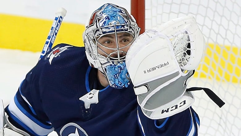 Hockey Night In Canada Podcast Should Goalie Gear Be One Size Fits