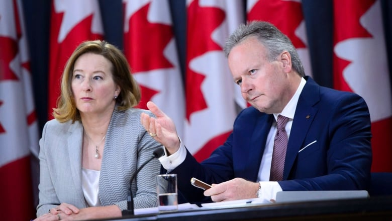 Bank Of Canada's Economic Cheer Will Be Painful For Some
