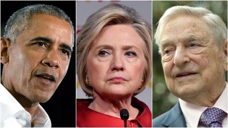 Barack Obama_Hillary Clinton_George Soros