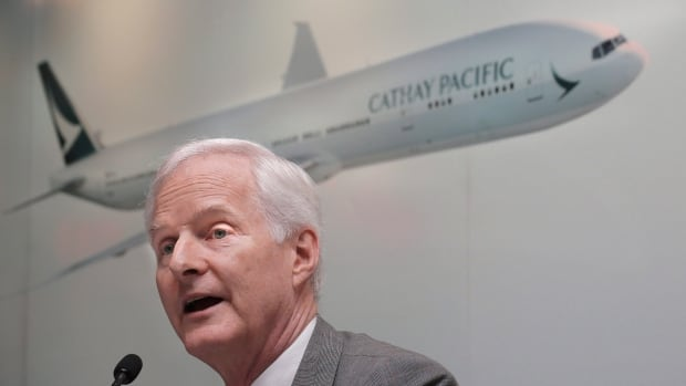 Cathay Pacific says 9.4 million passengers affected by data breach