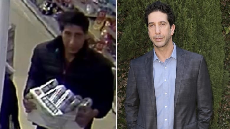 United Kingdom police identify thieving 'Ross from Friends' lookalike after public appeal