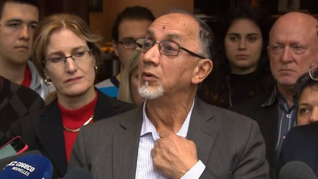 Head of Quebec mosque calls for tougher measures for provincial gun-control registry