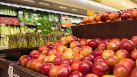 Fruit and vegetable prices driving P.E.I. inflation
