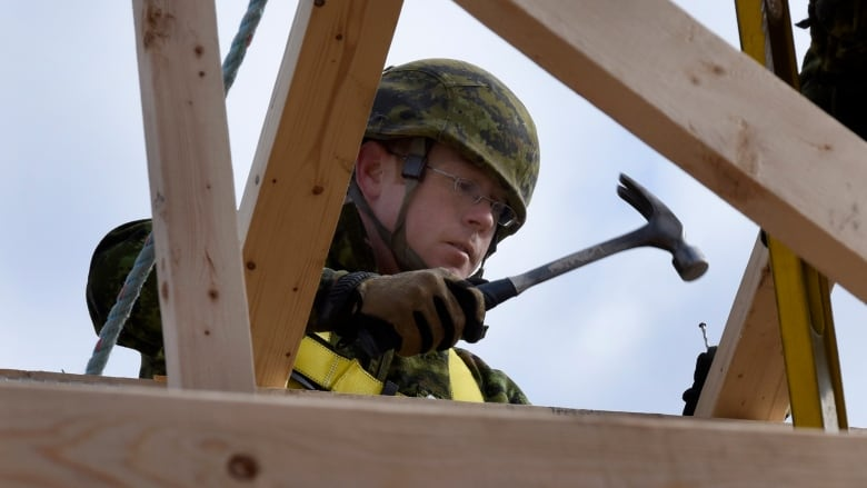 Bringing in the troops: Hundreds of Canadian Armed Forces engineers descending on P.E.I. Exercise-nihilo-sapper