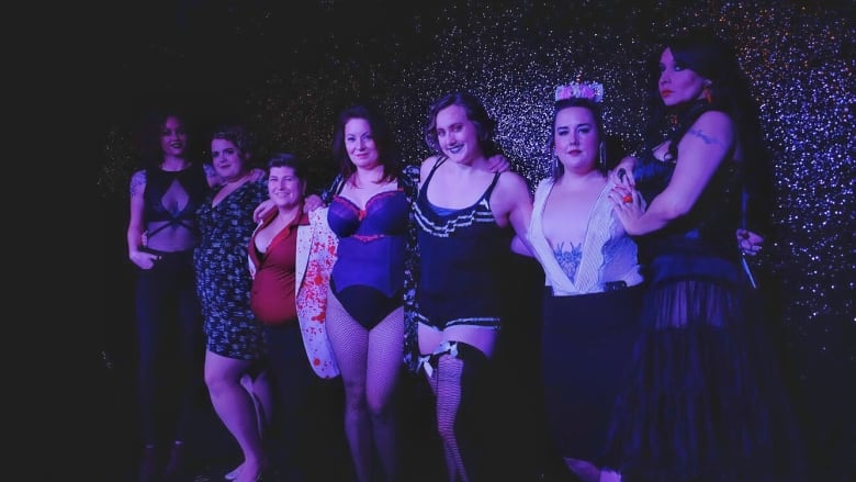 Halloween Boo-Lesque & Comedy Show 2020 Boolesque' show brings Halloween thrills and chills to Yellowknife