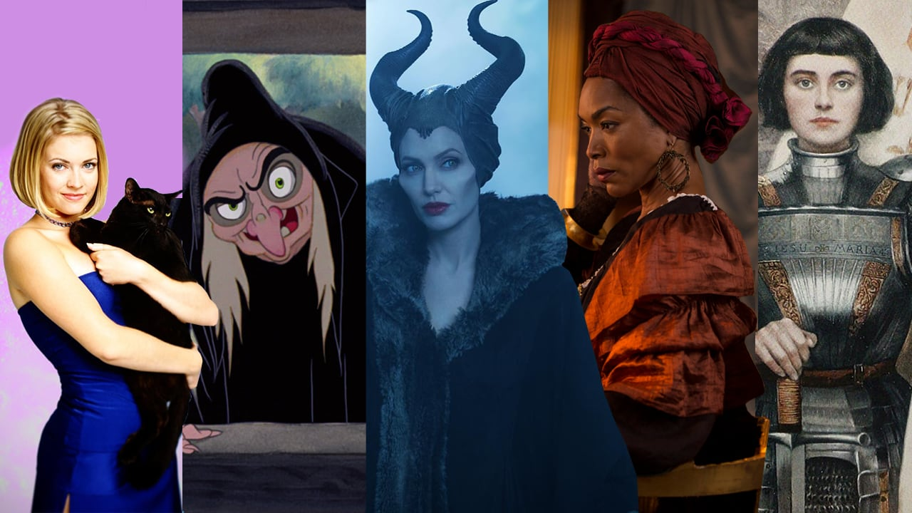 All The Witches We Want To Be For Halloween This Year Cbc Life