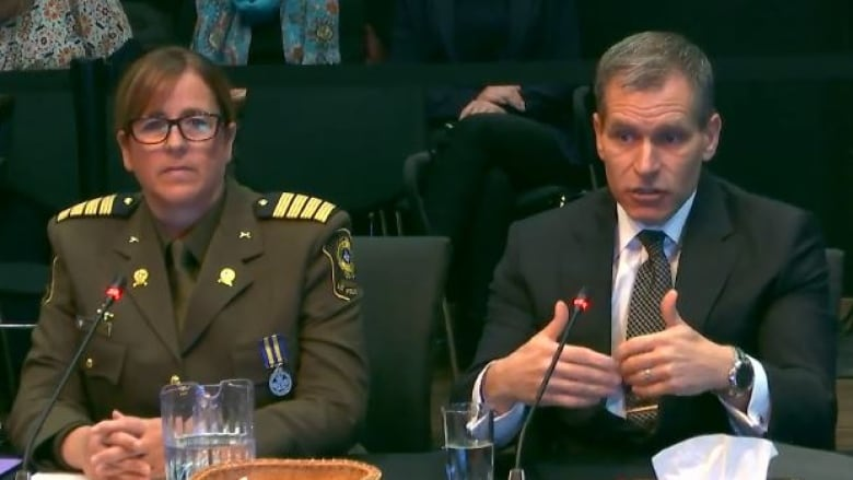 Sq Top Brass Denies Any Knowledge Of Wrongdoing In Val D Or Before 2015 Crisis Cbc News