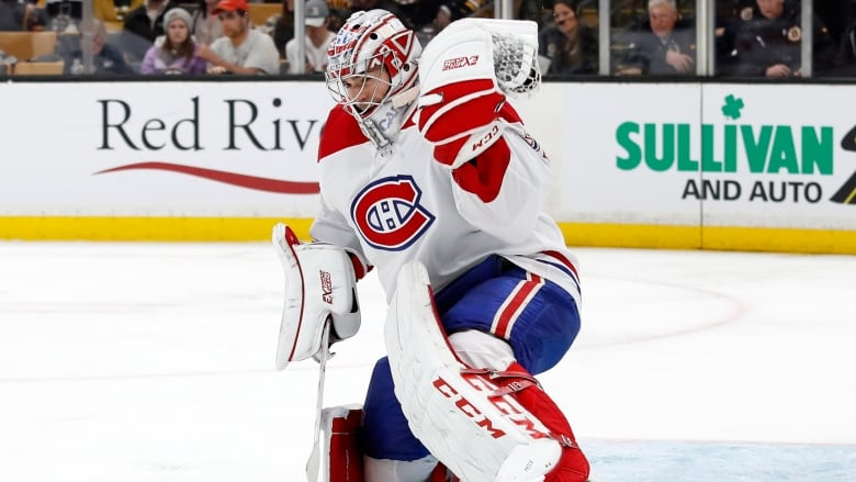 Price Passes Roy On Habs' Wins List With Shutout Against Bruins