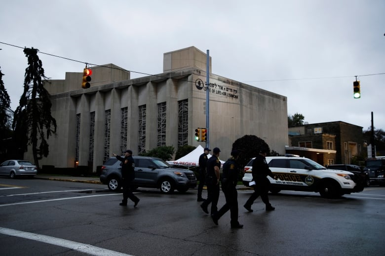 White House may address Pittsburgh synagogue shooting