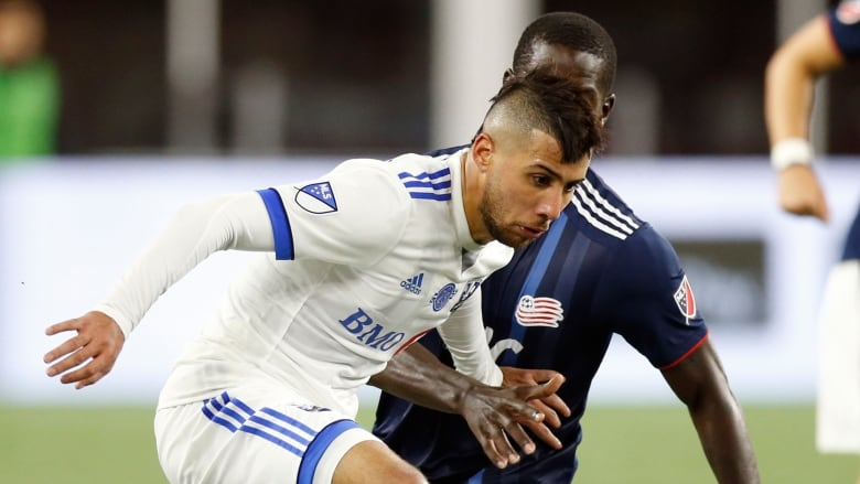 225a6f16ca4d Montreal s loss on the final day of the MLS regular season denied the  Impact a spot in the playoffs. (Greg M. Cooper USA TODAY Sports via Reuters)