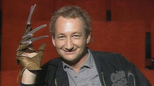 Robert Englund on getting 'ready to be Freddy' Krueger | CBC Archives