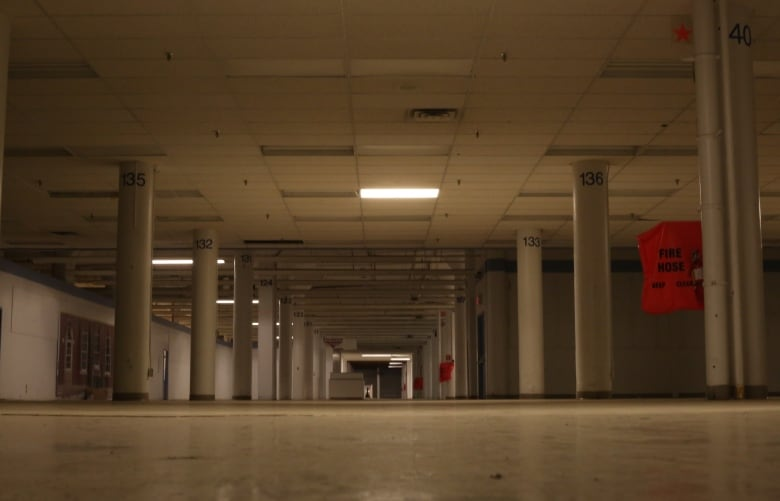 I got more than I bargained for hunting ghosts at former Sears