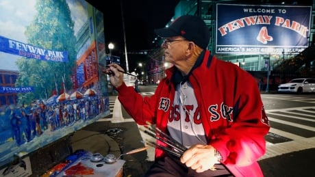 Red Sox bring party back to Boston for Wednesday parade