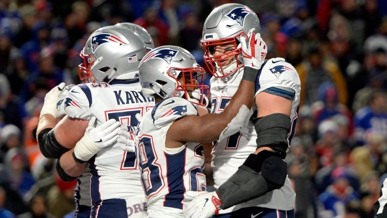 Bills no match for five-in-a-row Patriots