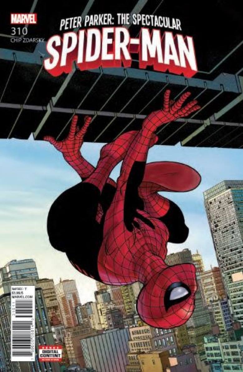 6301a425e Chip Zdarsky is the writer of Peter Parker: The Spectacular Spider-Man. (Marvel  Comics)