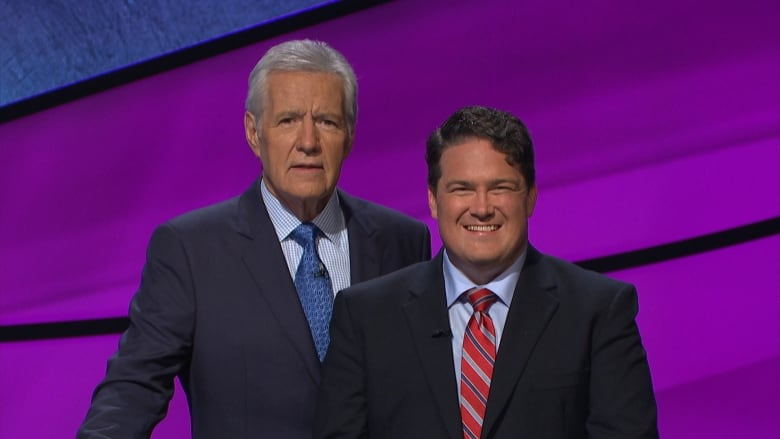 What is Ferrari? P E I  man wins Jeopardy by knowing the