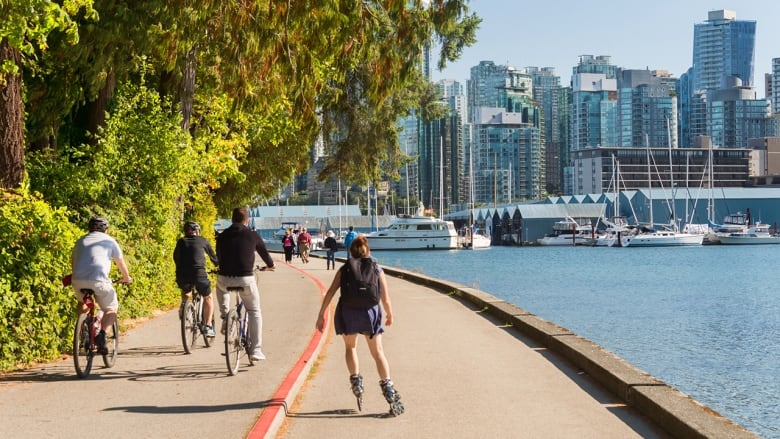 Long weekend serves up mixed weather, lots of activities in Metro Vancouver