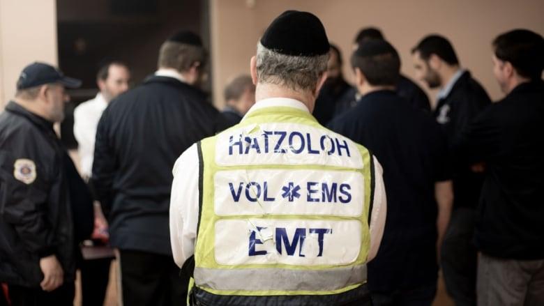 Meet Montreal's crew of Jewish emergency responders | CBC News