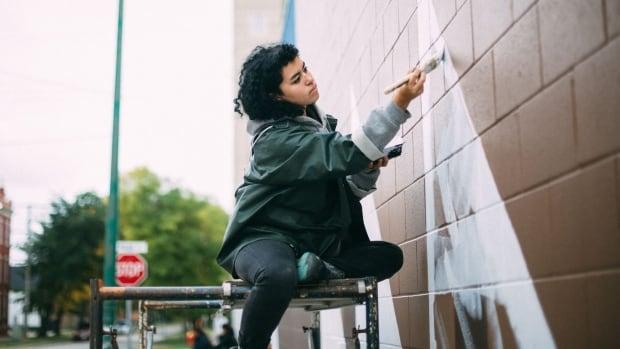 Winnipeg's public Indigenous art aims to create cultural awareness and sense of belonging | CBC News