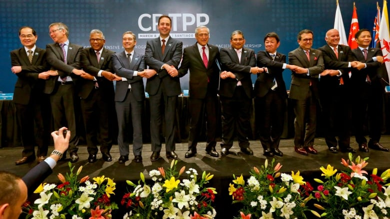 Pacific Rim Trade Deal To Kick In Dec 30 Including Canada
