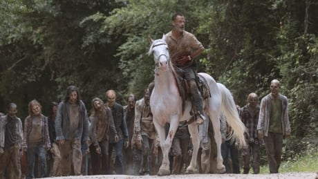 With its lead Rick Grimes gone, can The Walking Dead trudge on?