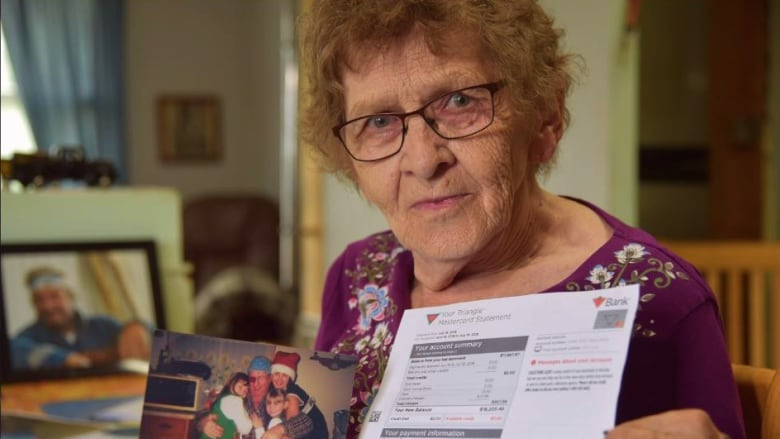 Canadian Tire tells wife of ailing customer to pay his