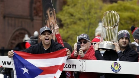 Championship Red Sox, fans grown to love a good parade
