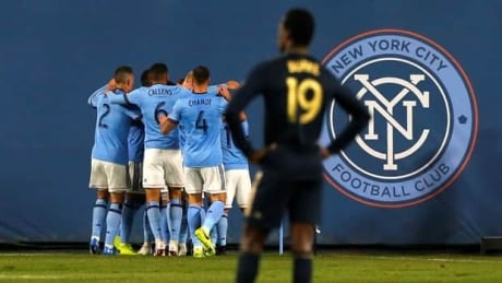 New York City FC advances to Eastern Conference semifinals
