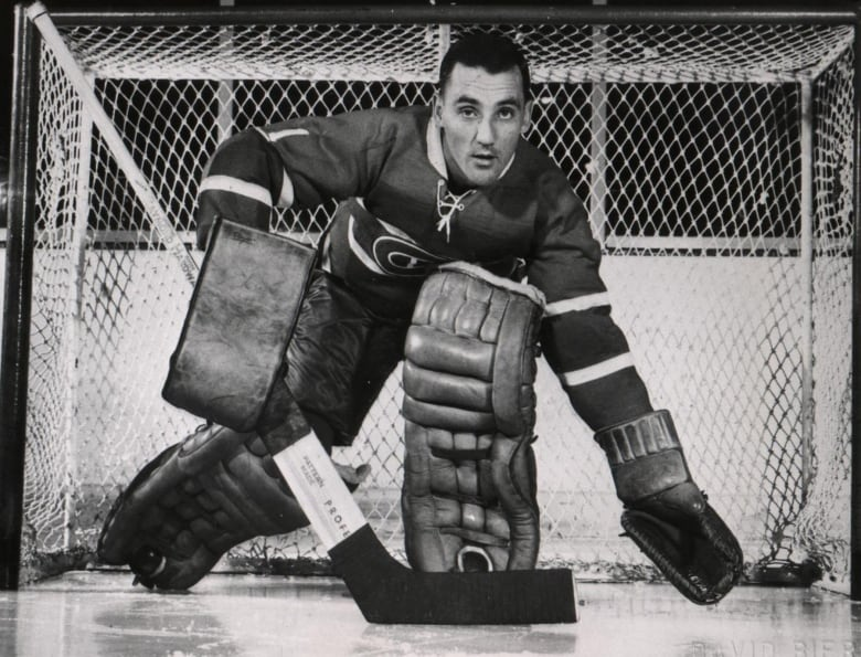 How Jacques Plante made the goalie mask a must-have in the