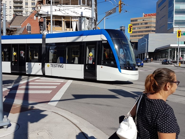 ION LRT system ready to roll as service officially launches
