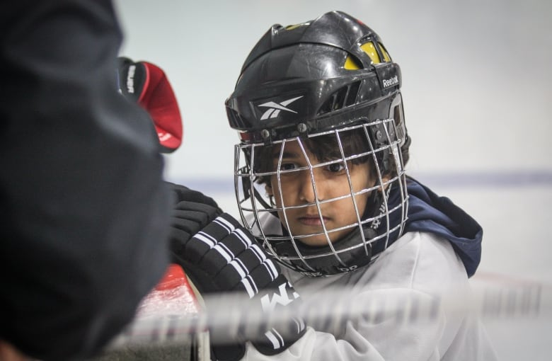 Doing What Canadians Do Attracts Newcomer Kids To Hockey Program