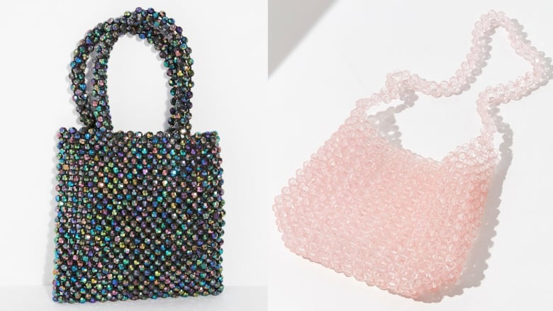 c0c87ca4f90f Beaded bags: A little something extra for the very extra season ahead