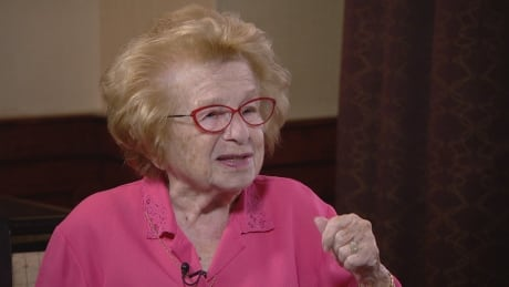 'We have to learn from history': Sex therapist Dr. Ruth speaks out about synagogue shooting, holocaust deniers thumbnail