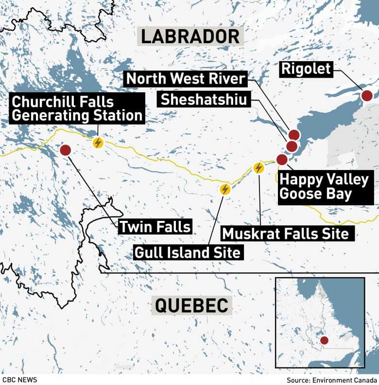 Supreme Court rejects Churchill Falls Corp 's bid to reopen