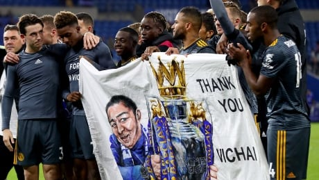 Leicester pulls out win over Cardiff after tribute to late owner