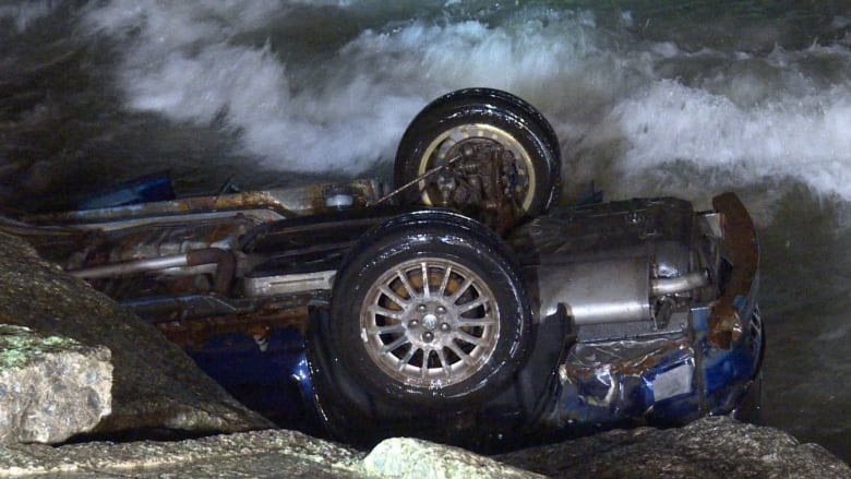 Suspected impaired driver in fatal Lake Ontario crash was