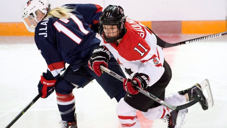 Topic For English Essay Canadas Jillian Saulnier Has A Takenoprisoners Attitude When It Comes To  Playing Hockey Ryan Remiorzcanadian Press Examples Of English Essays also Thesis Statement In Essay Pov Podcast Jillian Saulnier On Fighting The Olympic Hangover  Buy Essay Papers